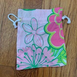 Lily Pulitzer jewelry bag